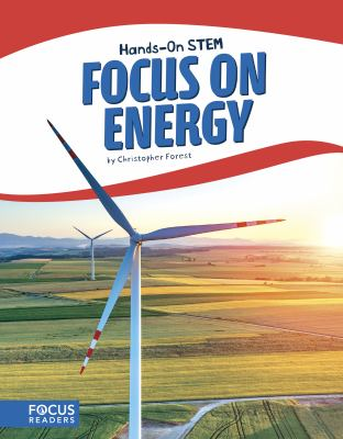 Focus on energy Book cover