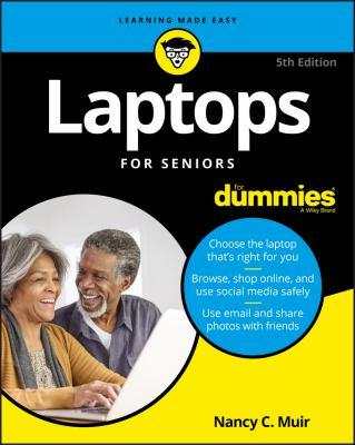 Laptops for seniors for dummies Book cover