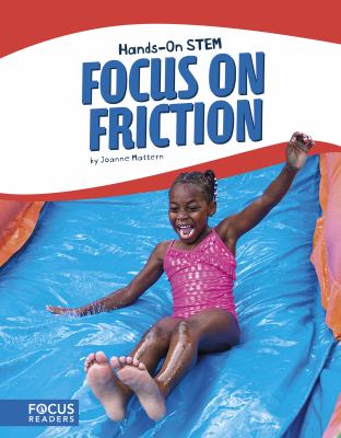Focus on friction Book cover