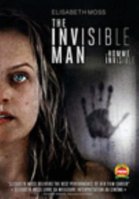 The invisible man Book cover