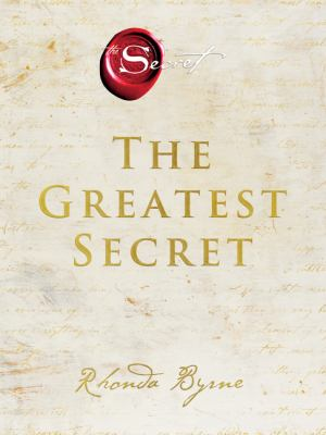 The greatest secret Book cover