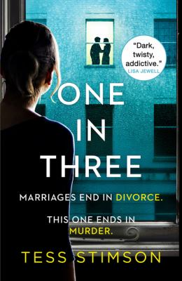 One in three Book cover