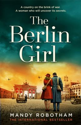 The Berlin girl Book cover