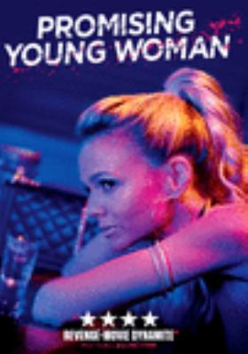 Promising young woman Book cover