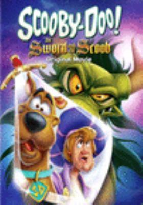 Scooby-Doo! the sword and the Scoob : original movie Book cover