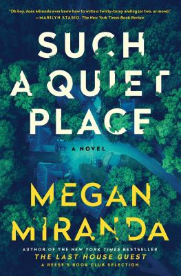 Such a quiet place : a novel Book cover