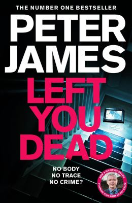 Left you dead Book cover