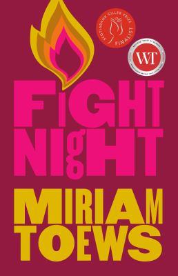 Fight night Book cover