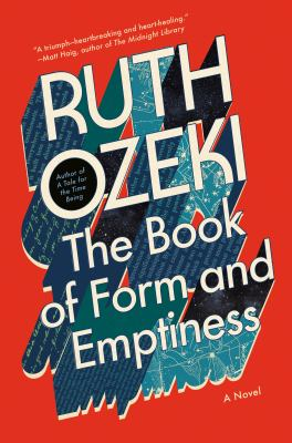 The book of form and emptiness : a novel Book cover