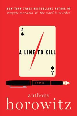 A line to kill : a novel Book cover