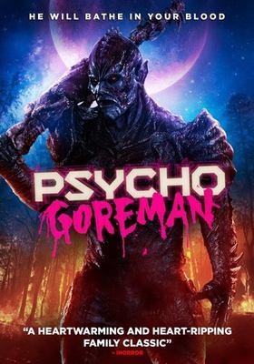 PG : Psycho Goreman Book cover