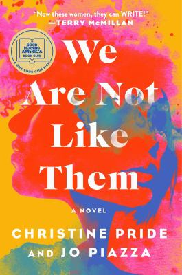 We are not like them : a novel Book cover