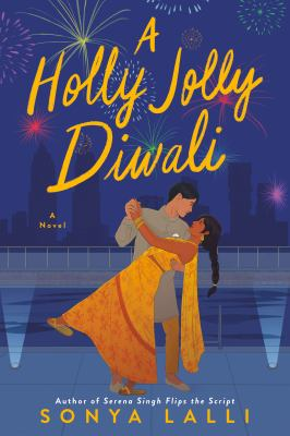 A holly jolly Diwali : a novel Book cover