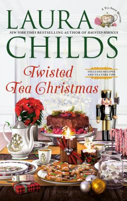 Twisted tea Christmas Book cover