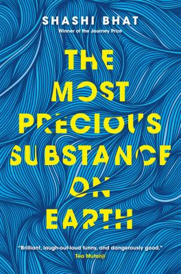 The most precious substance on Earth Book cover