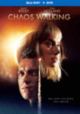 Chaos walking Le chaos en marche Book cover