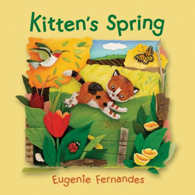 Kitten's spring Book cover